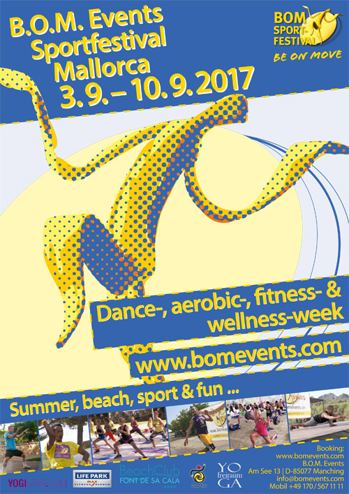 BOM-Events Sportfestival Mallorca 2017