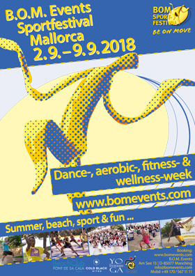 BOM-Events Sportfestival Mallorca 2018